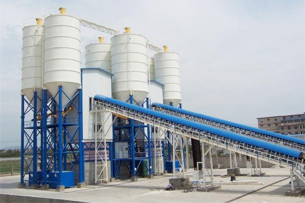 Бетонный завод 2HZS120