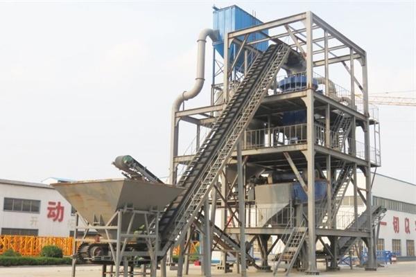Искусственный песок завод HZSL