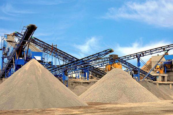 Линия по производству песчаных заполнителей