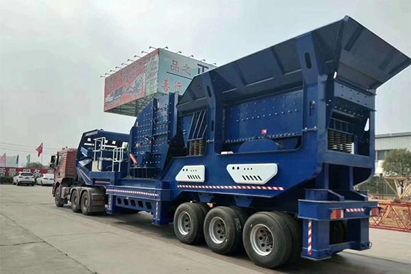 линия по переработке строительных отходов в Ляонин