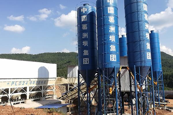 Сычуаньская линия по производству бетона