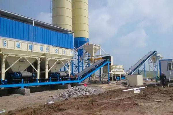 Стабилизированный завод